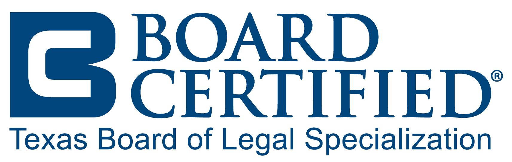 Texas Personal Injury Attorney Board Certified Jones